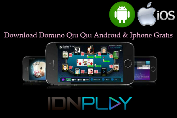 Download Domino Qiu Qiu di Android dan Iphone Gratis