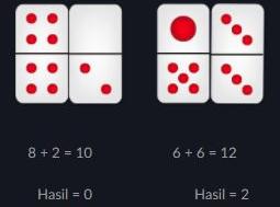 cara menghitung kartu domino kiu kiu