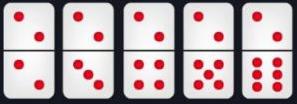 kartu domino seri 2